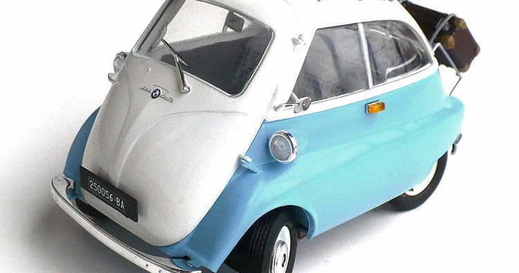 The Great Canadian Model Builders Web Page!: BMW Isetta 250