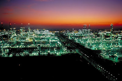 Reliance Jamnagar Refinery, Gujarat, India
