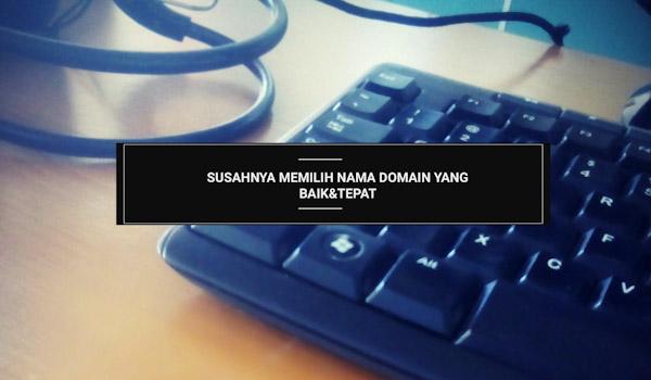 Domain untuk blog