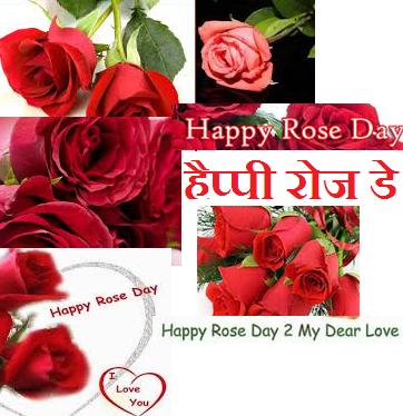 hapy rose day Facebook whatsapp status