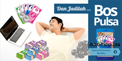 Peluang Bisnis Usaha Jualan Jelita Reload Pulsa Magetan