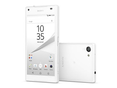 Sony Xperia Z5 Compact smartphon