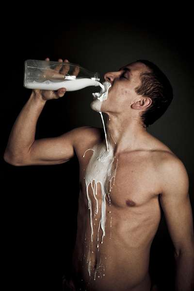 Plenty of Proteins in Milk