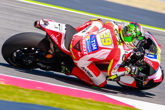 Iannone : Kemenangan Hanya Mimpi di Ducati