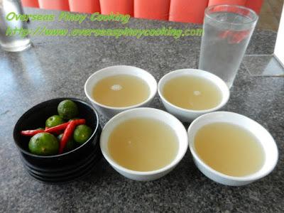 Batangas Bulalo - Soup
