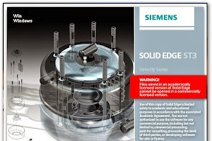 Solid Edge ST3 [Español Crack] [1 link MEGA]