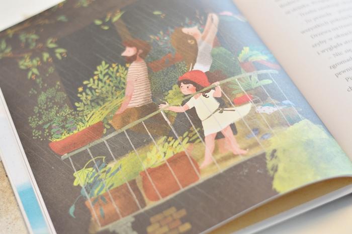 lato Toli, wakacyjna książka, książka dla 4latki, krótkie opowiadania, wydawnictwo sowa