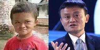 Wajah nya mirip, Jack Ma bakal biayai sekolah anak ini sampai kuliah updetails.com