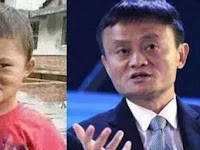 His face is similar, Jack Ma will be financed school children to college
