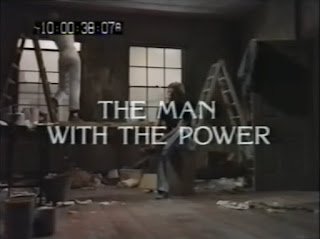 Boysie (Willie Jonah) and Brian (Johnny Briggs) in The Mind Beyond: The Man With the Power
