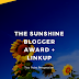 The Sunshine Blogger Award + Linkup