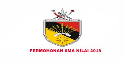 Permohonan SMA Nilai 2019 Online
