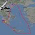Ρωσικό αεροσκάφος αναγνώρισης απογειώθηκε από το αεροδρόμιο της Καλαμάτας και σάρωσε το Αιγαίο!!!