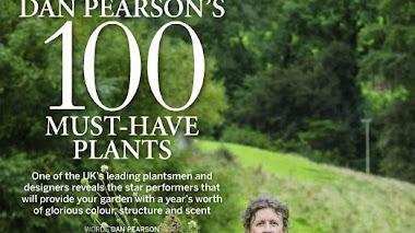 Las 100 plantas favoritas de Dan Pearson