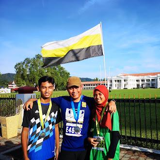 Larian Hari Keputeraan Sultan Nazrin Shah (LHKSNS) 2018 Di Kuala Kangsar, Perak