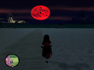 GTA San Andreas Mod Madara Uchiha Rinnegan Latest Version