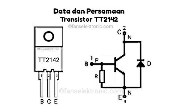 Persamaan Transistor TT2142