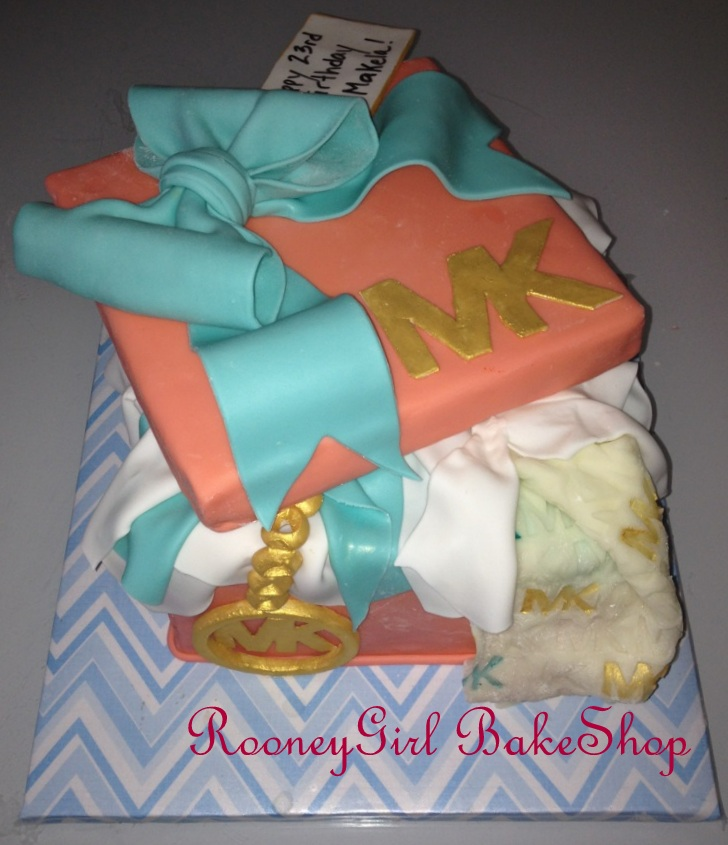 Rooneygirl Cupcakes Starting From Scratch Michael Kors