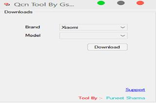 Tool Pencari File QCN