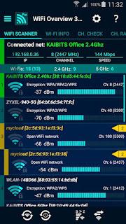 WiFi Overview 360 Pro v4.30.02 Premium  APK