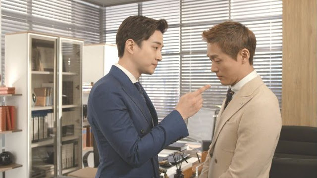 [K-Drama] Chief Kim