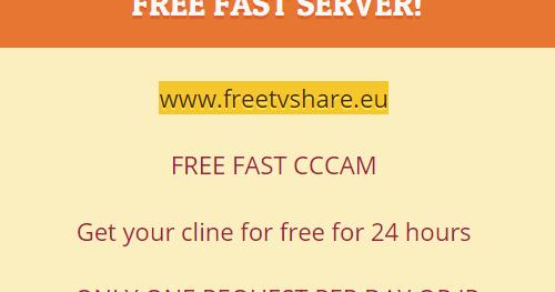 Fast server cccam - Adz