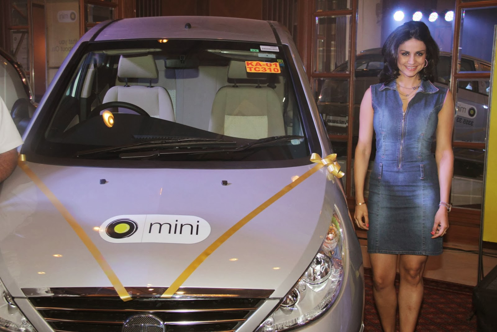 Launch Of Ola Mini By Ola Cabs