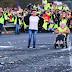 Trágico fin de semana de protestas en Francia contra el impuesto de los carburantes.