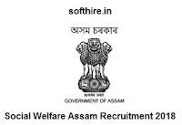 Social Welfare Assam Recruitment