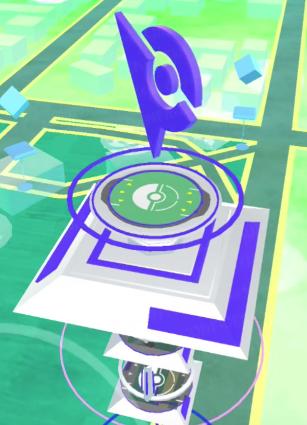 Uitleg gym battles pok mon go nederland for Gimnasio 7 pokemon esmeralda