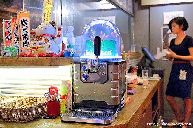 MG 9476 - 熱血採訪│小立野串燒酒場忠明店,台中最嗨最歡樂的居酒屋,超過百種串燒飲品任你選!