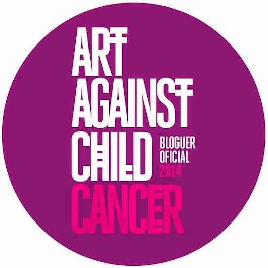 """Art Against Child Cancer – 7 Artistas. 7 Crianças. 1 Causa."""