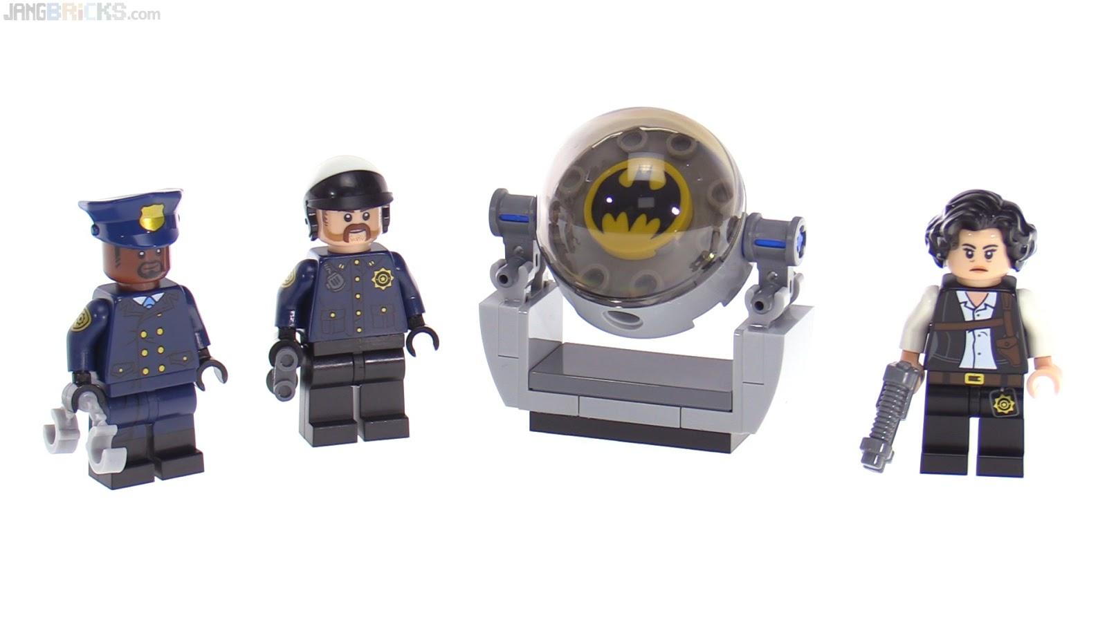LEGO Batman Movie Accessory Set review! 853651