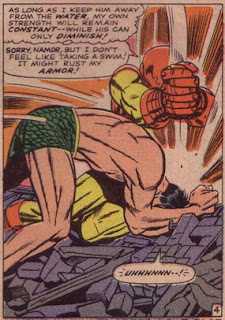 Tales to Astonish 82 Jack Kirby Sub-Mariner