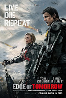 Edge of Tomorrow 2014 480p Hindi BRRip Dual Audio 300MB HEVC