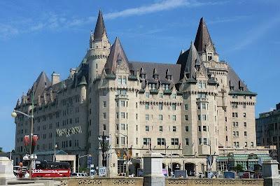 Fairmont Chateau Laurier Ottawa Canada