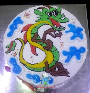 Những loại bánh sinh nhật 12 con giáp đẹp mê ly