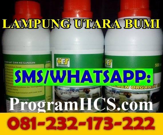 Jual SOC HCS Lampung Utara bumi