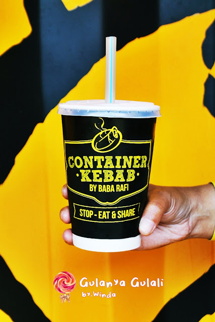 Container Kebab by. Baba Rafi