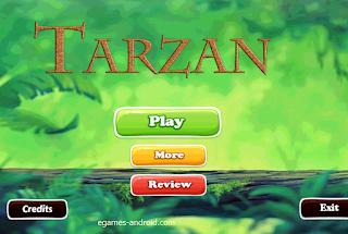 تحميل لعبة طرازان TARZAN للاندرويد والايفون برابط مباشر
