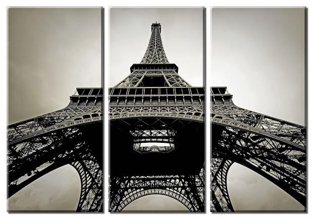 Bedroom Decor Ideas And Design Paris Themed