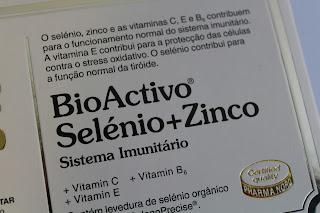 Os suplementos de selénio e a pílula anticoncepcional