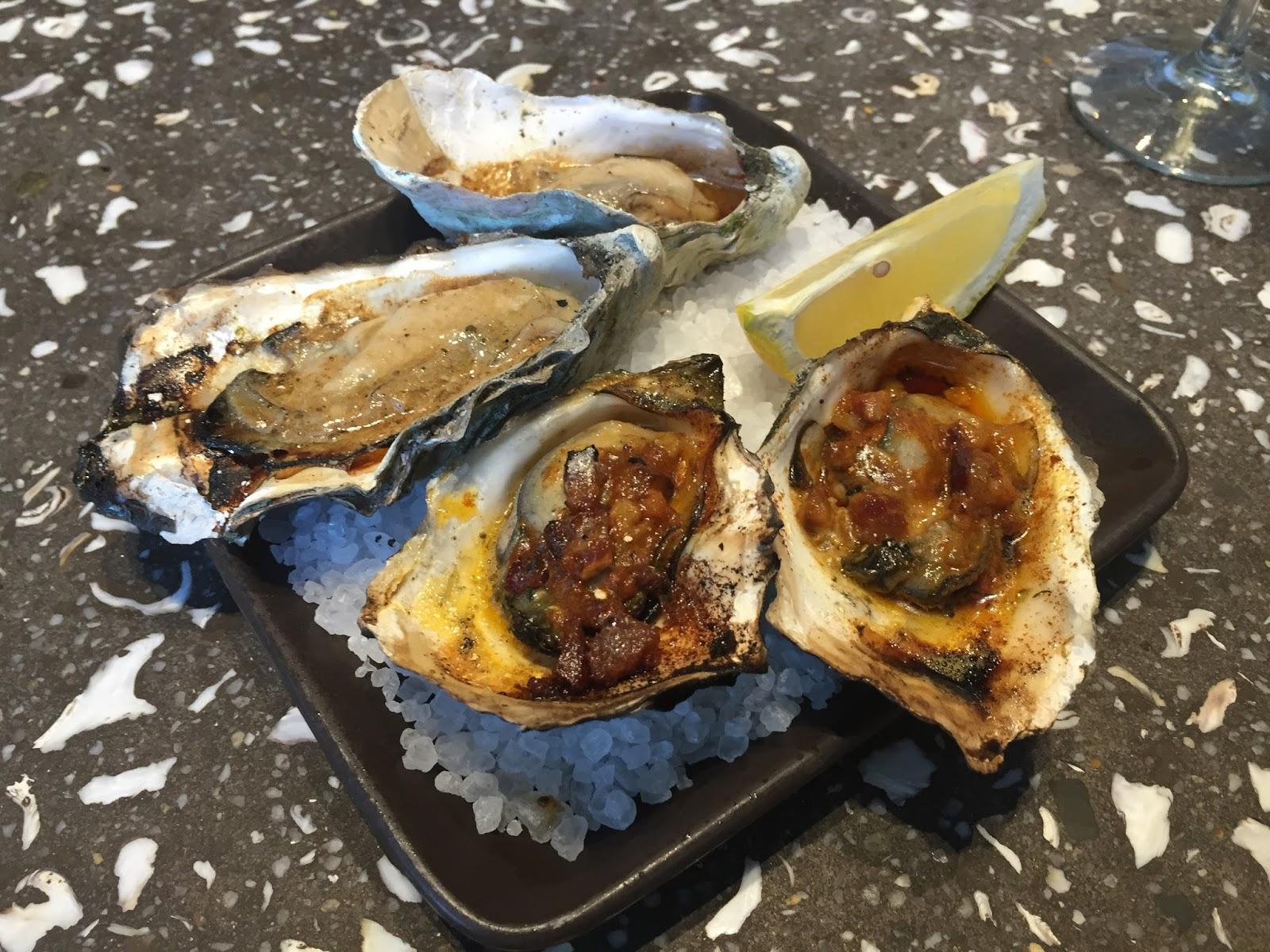 フード&ワインの日々: Hog Island Oyster Bar Napa ホグ ...