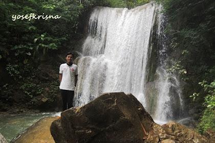 Blusukan ke air terjun Grojogan Sewu Kulonprogo, Yogyakarta