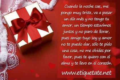 Frases De Amor Para El Dia San Valentin