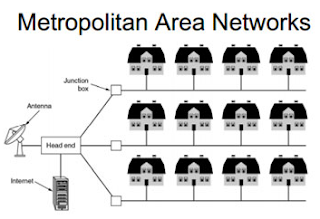 MAN ( Metropolitan Area Network )