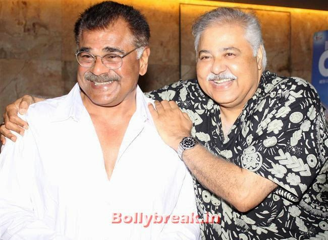 Sharat Saxena and Satish Shah, Celebs as Special Screening of Club 60