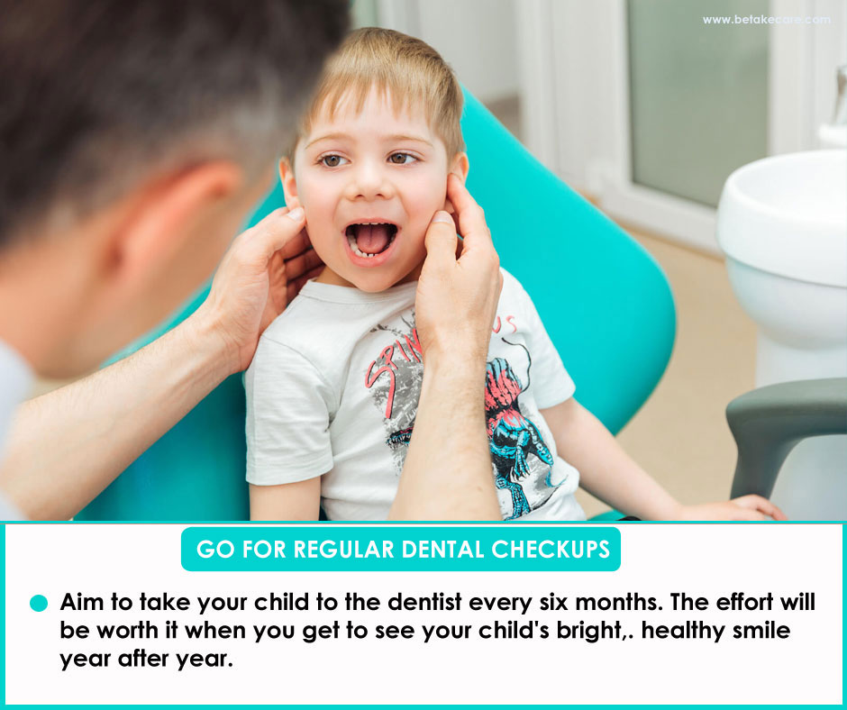 Go For regular dental Checkups