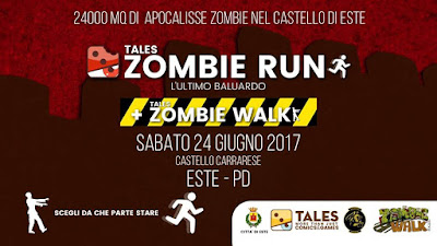 Tales Zombie Run 2017 + Zombie Walk - Este (PD)