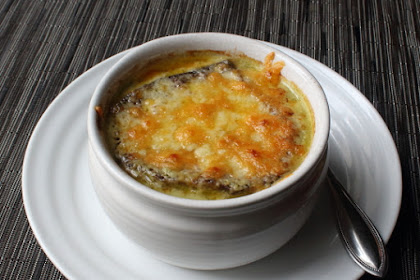 Broccoli Soup au Gratin – Thin to Win!